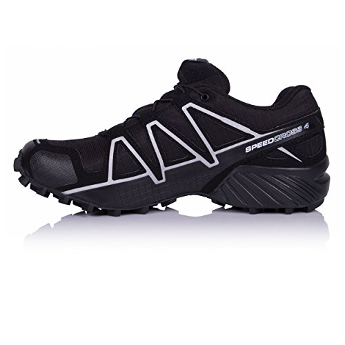 Running Uomo Da Salomon Nero Trail 4 Speedcross Scarpe q4XnvAwB