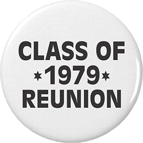 - Class of 1979 Reunion Bottle Opener w/ Keyring School Graduation