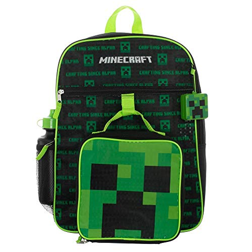 1253664eab2a Top 10 Minecraft Backpacks For Kids of 2019 - Best Reviews Guide
