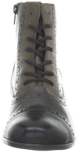 Remonte Dorndorf Adora R9184 - Botines clásicos de cuero para mujer Marrón