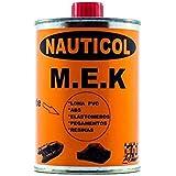 Disolvente MEK quita pegamentos para neumáticas de PVC Nauticol - 750 ml