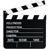 Beistle 50715 1-Pack Movie Set Clapboard