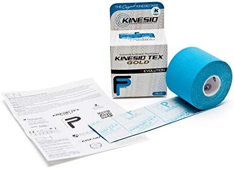 Kinesiology Tape Tex Gold FP Beige 2 Pack 2 in. Kinesio Taping