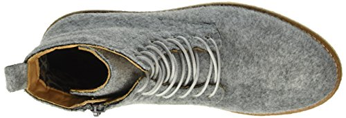 Eden Combat Women's Grey Apple Boots Jig of Grey 5FxPPInSAw