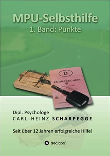 Book MPU-Selbsthilfe, Punkte: Band 1: Punkte