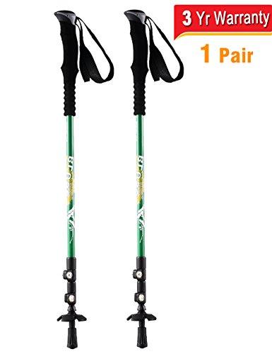 Trekking Poles Ultralight Anti Shock Walking Hi...