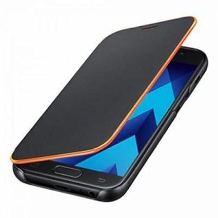Color Dorado Samsung EF-FA320PFEGWW Funda para Galaxy A3 2017 Versi/ón espa/ñola