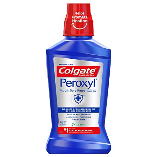 Colgate Peroxyl Antiseptic Mouth