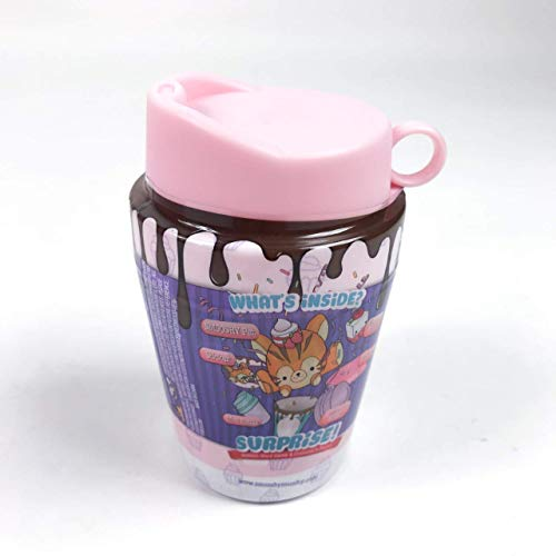 "Great Features Of Smooshy Mushy 174930R4 ""Series 4"" Cups & Cakes Collectible Novelty (color chosen at random)"