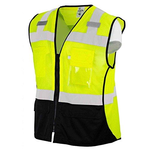 Tillman 2030 Performance Series Safety Vest, Hi-Vis, 2X-Large