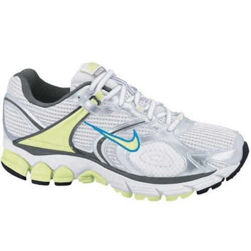 Nike para mujer Zoom Equalon + 4 Zapatillas de running estabilidad 395766-101