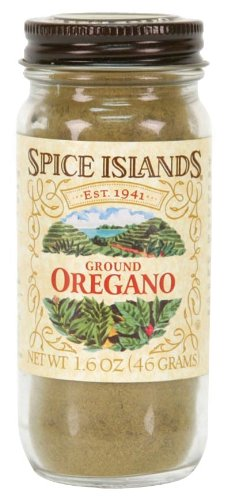 Spice Islands Oregano, Ground, 1.6-Ounce (Pack of 3) by Spice Islands