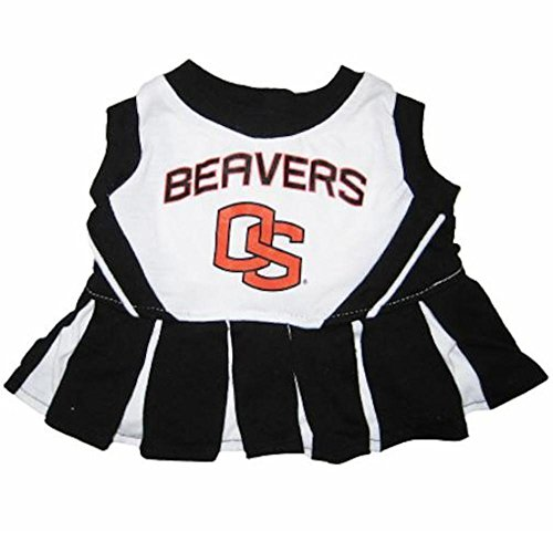 OREGON BEAVERS CHEERLEADER OUTFIT LICENSED product image