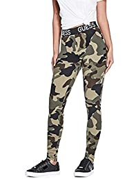 GUESS Factory Women's Bailey Logo Band Leggings
