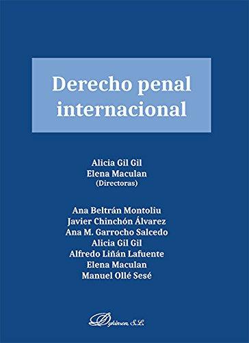 Derecho Penal Internacional Alicia Gil Gil