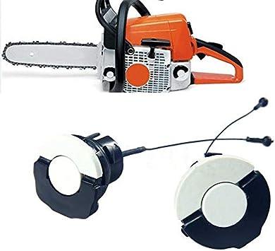 2 tapones para depósito de aceite + tapón de gasolina para motosierra Stihl Chainsaw MS210 MS230 MS250 MS380: Amazon.es: Bricolaje y herramientas