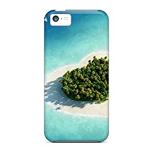 meilz aiaiTYy12225HeJy Heart Island Awesome High Quality ipod touch 5 Cases Skinmeilz aiai