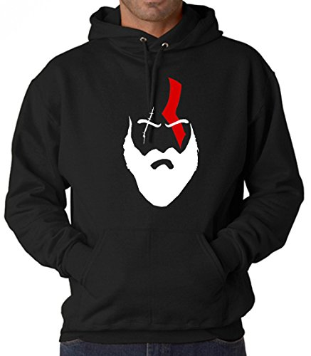 Uzair Kratos GOD of WAR Hoodie & T-Shirt