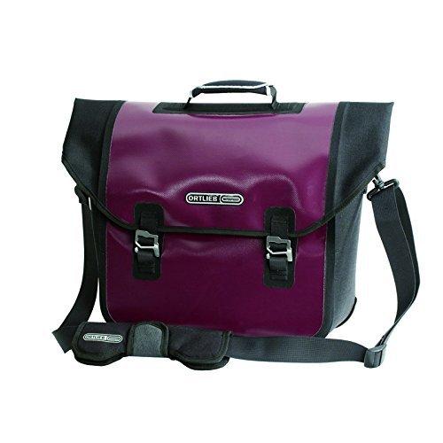 Ortlieb Downtown QL3.1 Purple Saddle bag - Ortlieb Saddlebag