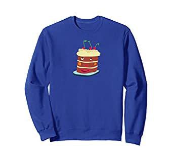 Unisex Mr Cake 2XL Royal Blue