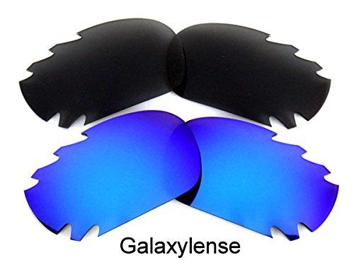 remplacement hommes amp; de pour Noir Racing pour Bleu femmes Oakley ou Lentilles Galaxylense OT0qpEx