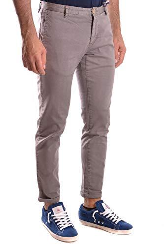 Pantaloni Cotone Mcbi26558 co Grigio At p Uomo Ea6ZBq