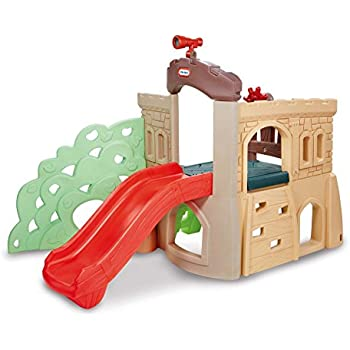 step2 naturally playful woodland climber kids durable plastic slides and climbers. Black Bedroom Furniture Sets. Home Design Ideas
