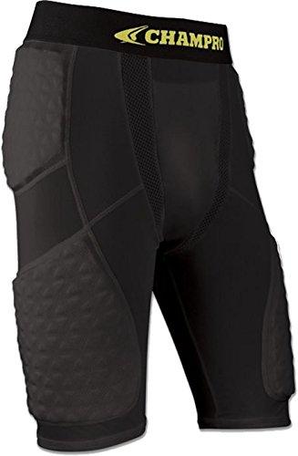 Champro Adult Tri-Flex Padded Short ( Adult-Medium )
