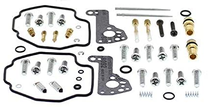 Amazon com: All Balls 26-1732 BIKE CARBURETOR REBUILD KIT Fits 1990
