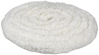 Rubbermaid Commercial FGP12100WH00 21-Inch Standard Thickness Bonnet, White