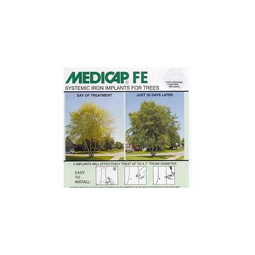 MEDICAP FE IRON STARTER 3/8 DIA