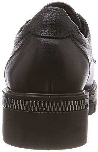 Fersengold Nero Donna 588 Scarpe Stringate schwarz Oxford 001 298 ZTrqYZ