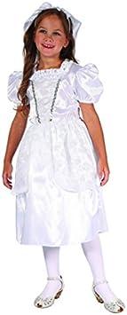Disfraz novia niña - 10 - 12 años: Amazon.es: Juguetes y juegos