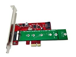 Sintech 24pin 2012 Macbook Air SSD SATA 3 HDD to PCI-e Express Controller Card