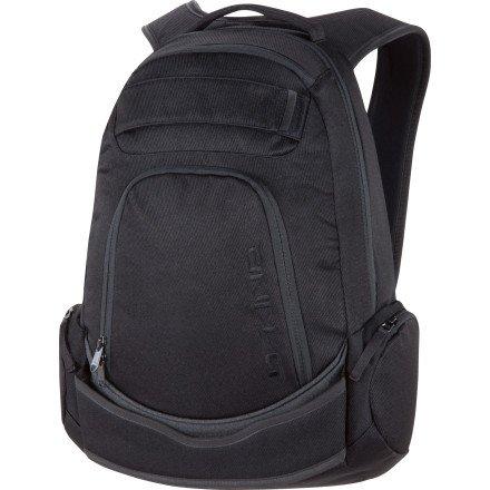 Dakine 26-Litre Varial Pack (Black, 19 x 12 x 7-Inch), Bags Central