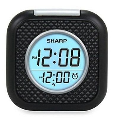 Sharp Vibrating Pillow Alarm Clock