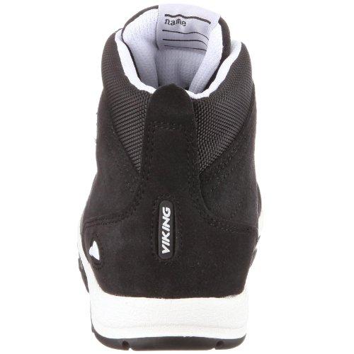 Viking 3-80005-201 CAMPUS BALLISTIC GORE-TEX®         , Unisex - Kinder Sportschuhe - Skateboarding Schwarz (Black/White)