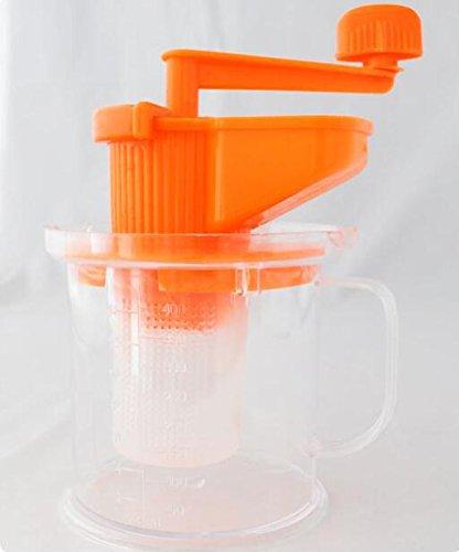 Mini Manual De Plástico De La Casa De Múltiples Funciones, Exprimidor, Máquina De Leche