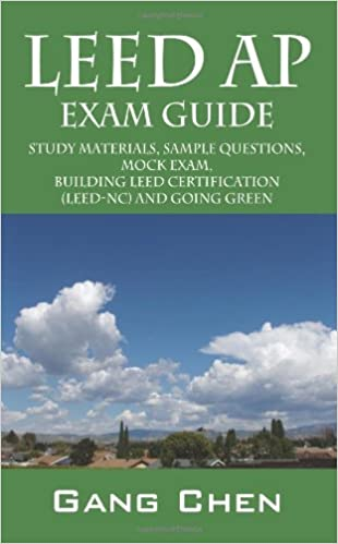LEED AP Exam Guide: Study Materials, Sample Questions, Mock Exam ...