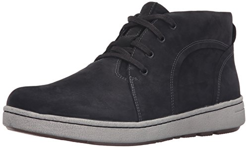 outlet cheap authentic outlet huge surprise Dansko Men's Virgil Chukka Boot Black Milled Nubuck free shipping amazon cheap new styles tTLLvQr