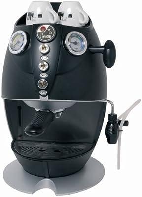 La Pavoni 862432990 Cafetera expreso Cellini Negro CLN: Amazon.es ...