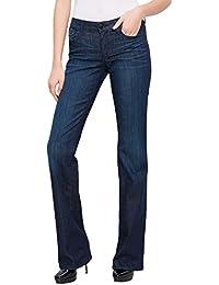 Geena Bootcut Jeans, Serene, 25