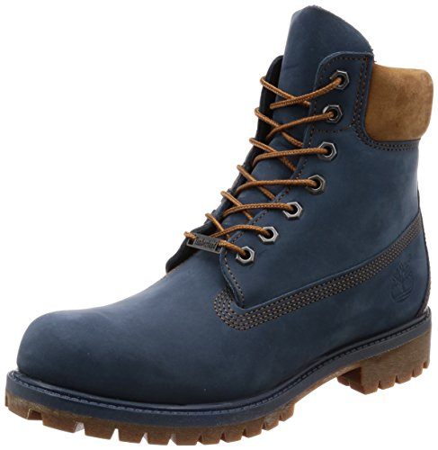 Bottes Classiques Waterproof 6 Nubuck Homme Timberland Navy inch Premium 6qwInxPRp