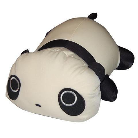 Panda Snow Foam Micro Beads Pillow