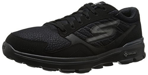 3 Walk Low Schwarz Skechers Herren Go Top qHwxW4OZ