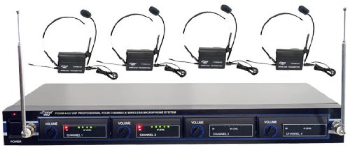Pyle Pdwm4400 Mountable Wireless Pdw m4400