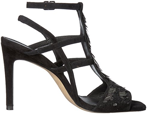 Sandal Women's J Heeled Pliner Black Donald Wilow qwXRUg0