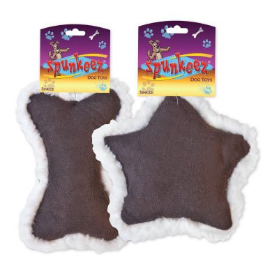 SPUNKEEZ PLUSH FLEECE LINED 6'' #35234, CASE OF 144