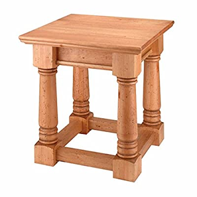 End Tables Unfinished Pine Sofa End Table Kit | Renovator's Supply