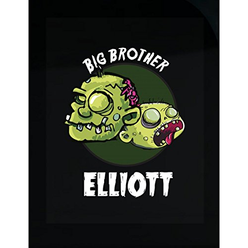 Prints Express Halloween Costume Elliott Big Brother Funny Boys Personalized Gift - Sticker]()